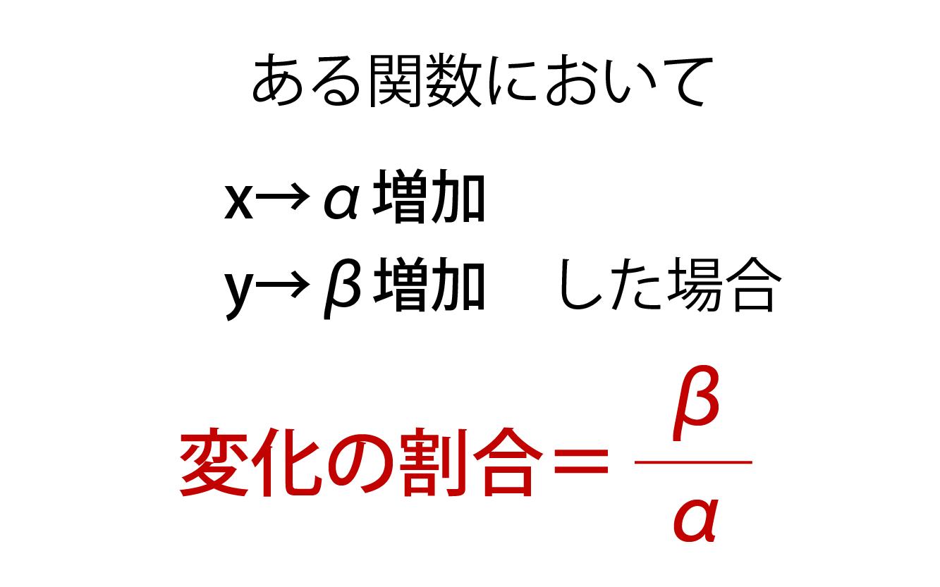 一次 関数 公式